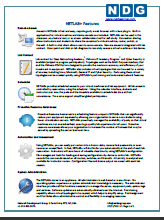 NETLAB+ Features Brochure