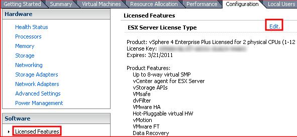 license key has expired esxi 6
